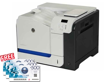 HP Printer 500 with FREE SM Gift Check worth 1500-OPT C