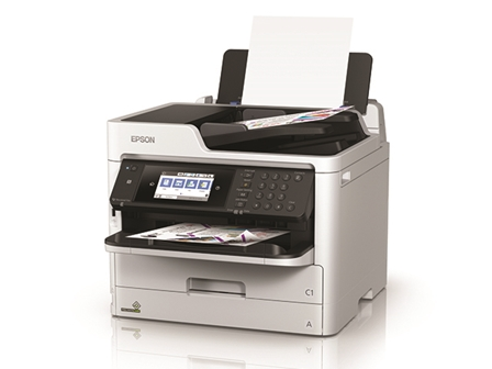 Epson Printer WF-C5790 Wi-Fi Duplex All-in-One