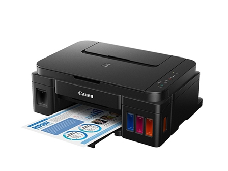 Canon Printer G2010 with FREE Canon Bond Paper