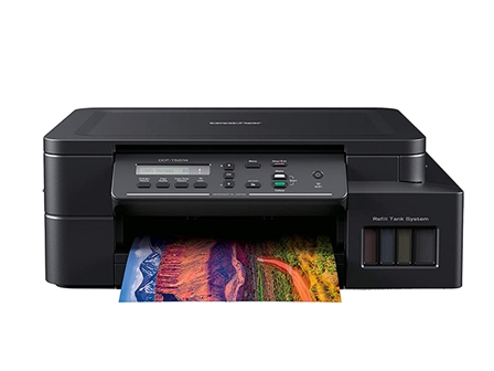 Brother DCP-T520W Ink Tank Printer