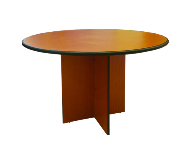 Conference Table Round UP2031-M3 Cherry