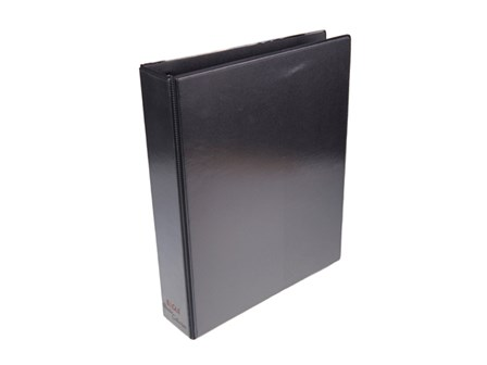 Eagle Ring Binder 102D325 Black A4 2