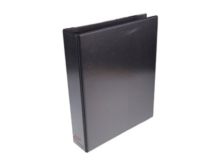 Eagle Ring Binder 102D325 Black A4 2 in.