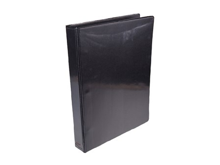 Eagle Ring Binder 103D315 Black Legal 1