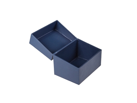 Office Warehouse Index Box Pvc/Linotex Assorted 3 x 5