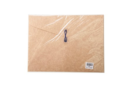Envelope Document 003 w/ String Kraft 9 x 12 5/pack