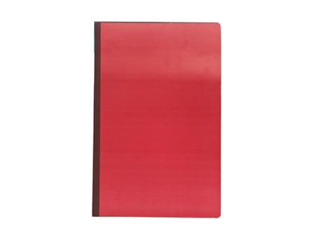 Century Folder Pressboard US Maroon Legal