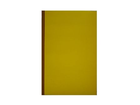 Century Folder Pressboard US Yellow Legal