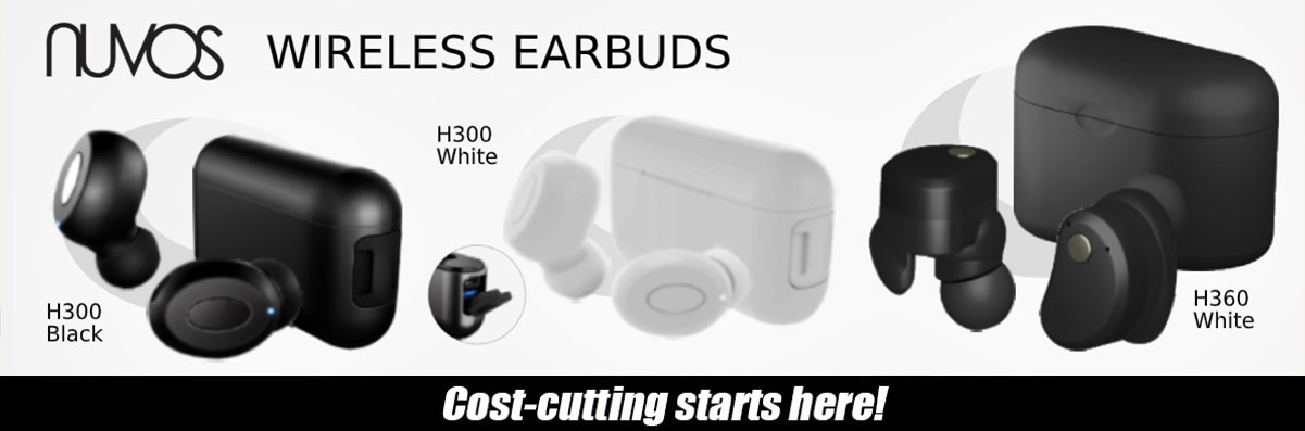Nuvos Earbuds